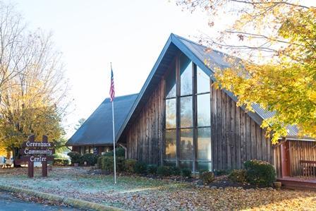 Greenback Public Library