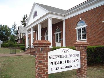 Greeneville-Greene County Public Library