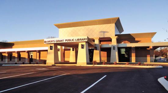 McIvers Grant Public Library