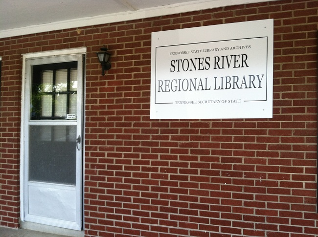 Stones River Regional Library Center