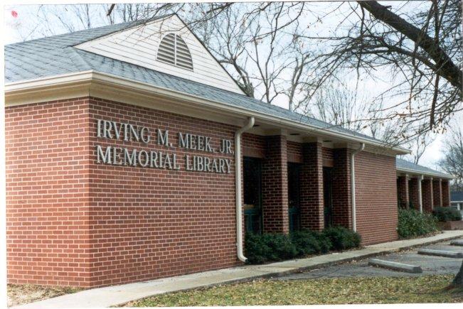 Irving Meek, Jr. Public Library