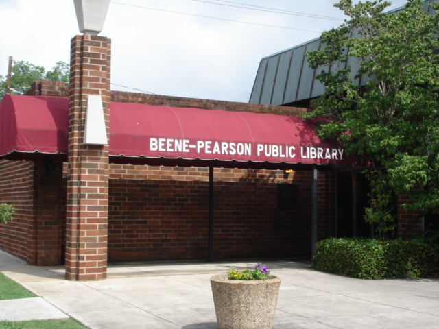 Beene-Pearson Public Library