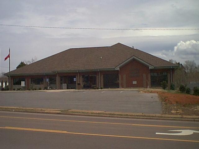 Benton County Library