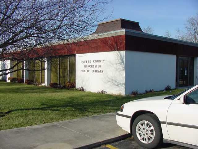 Coffee County-Manchester Public Library