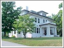 T. Elmer Cox Historical and Genealogical Library