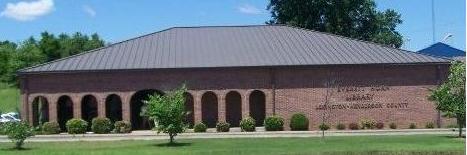Lexington-Henderson County Everett Horn Public Library