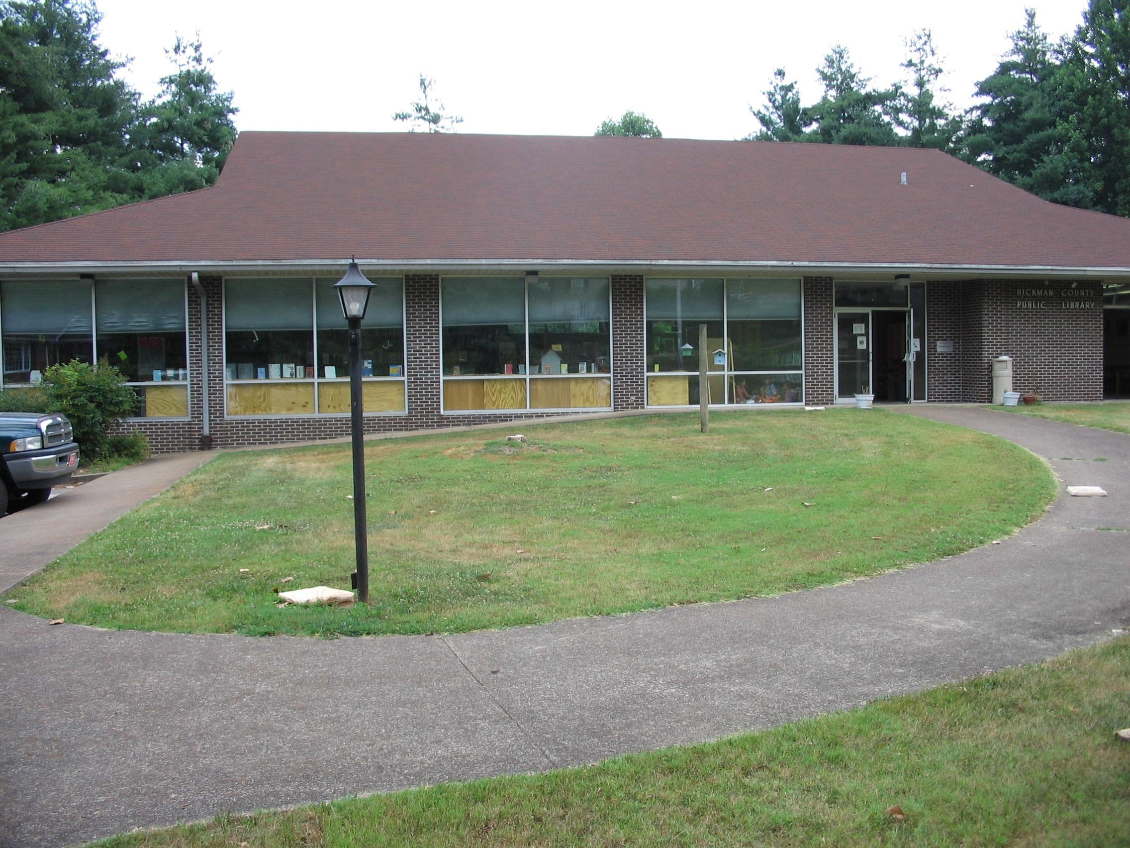 Hickman County Public Library