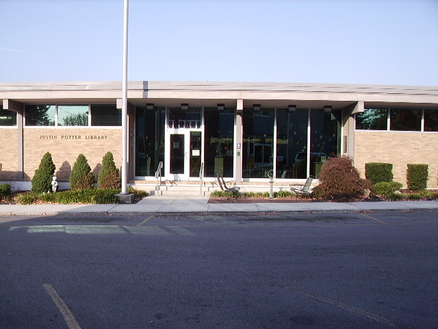 Justin Potter Library