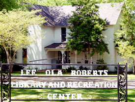 Lee Ola Roberts Public Library