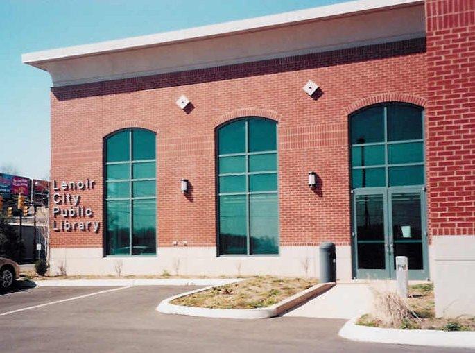Lenoir City Public Library