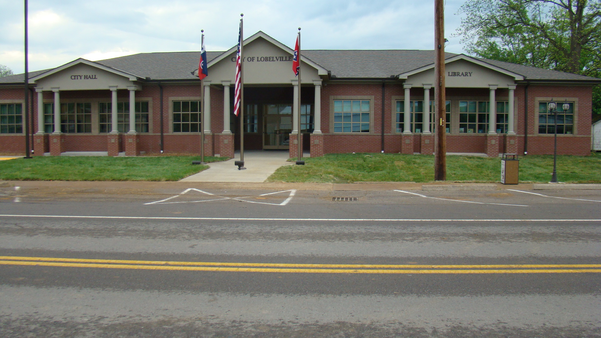 Lobelville Branch Library