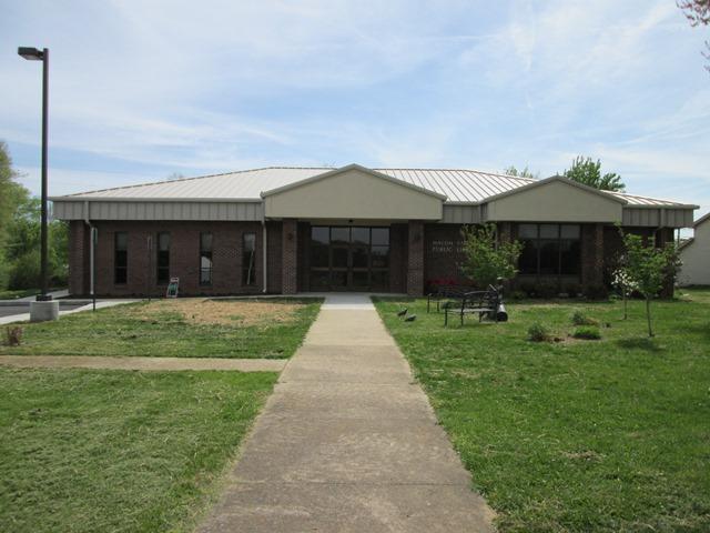 Macon County Public Library