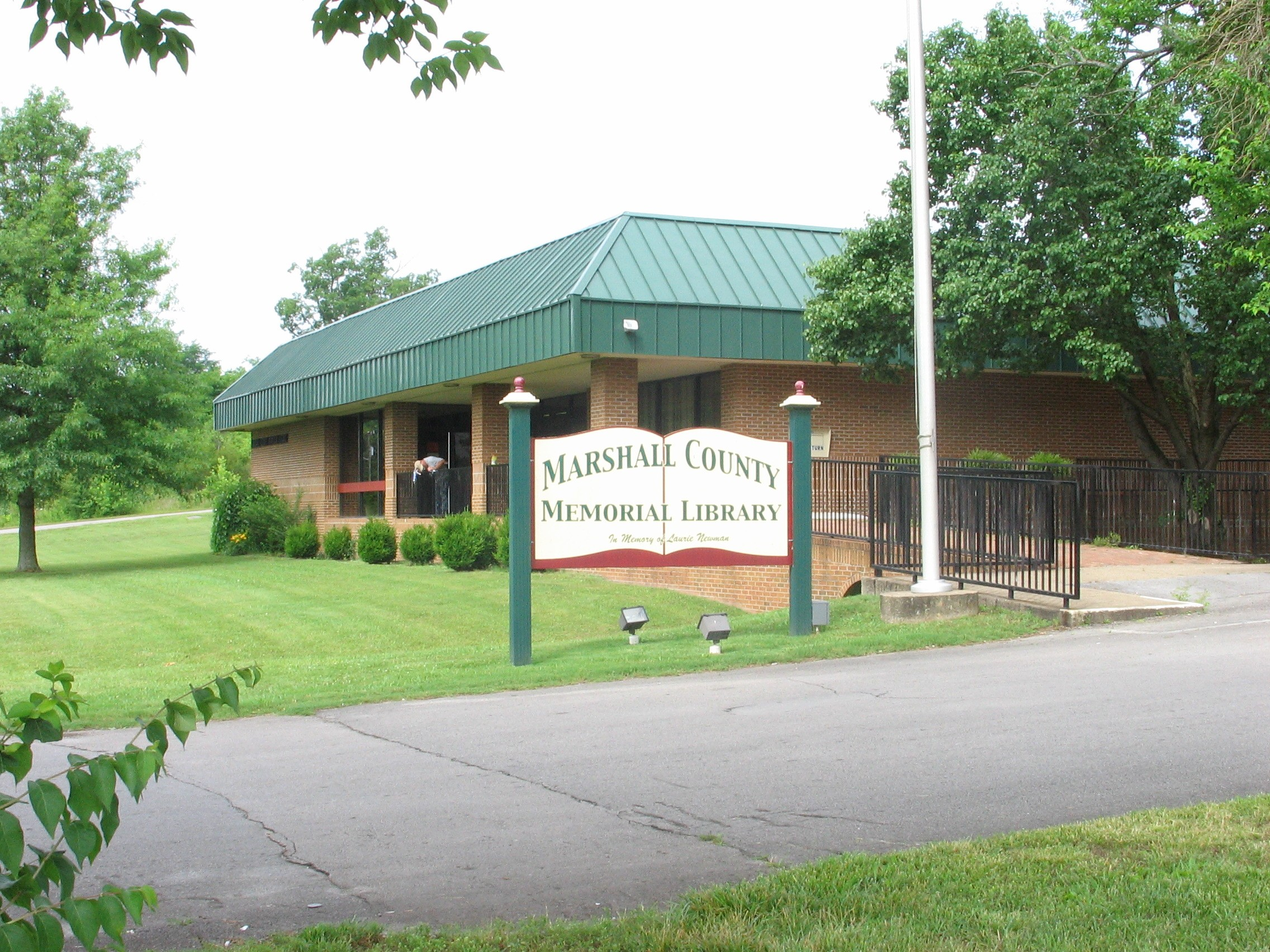 Marshall County Memorial Library