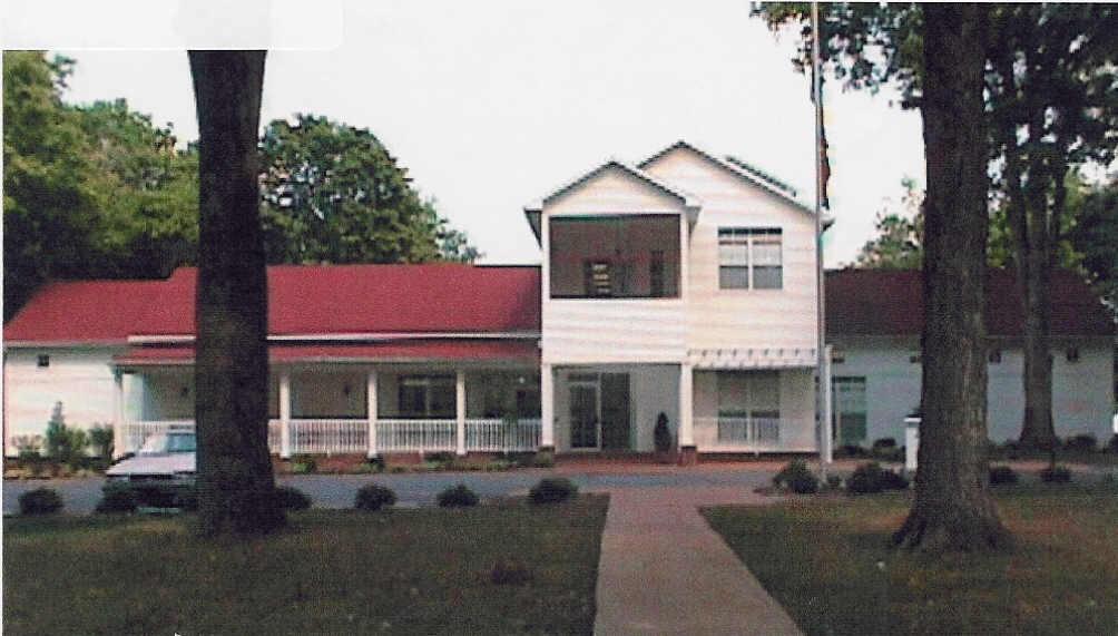 Ned R. McWherter Weakley County Library