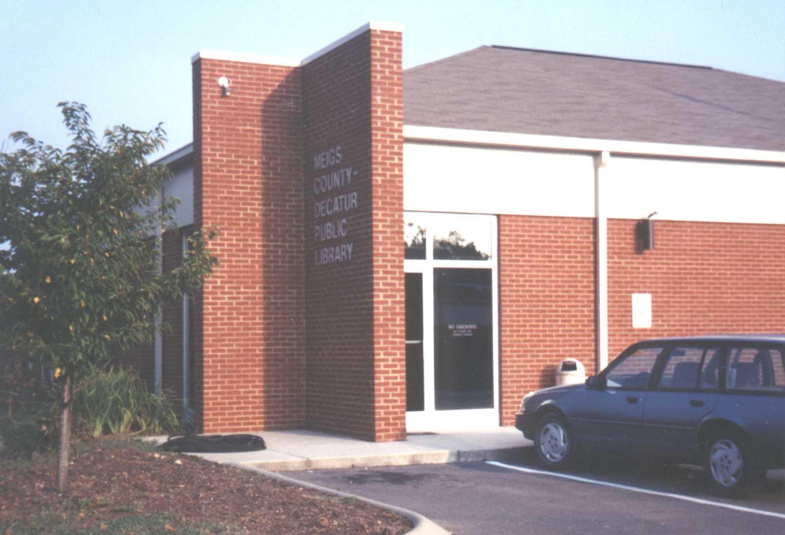 Meigs - Decatur Public Library