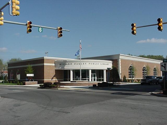 Millard Oakley Public Library