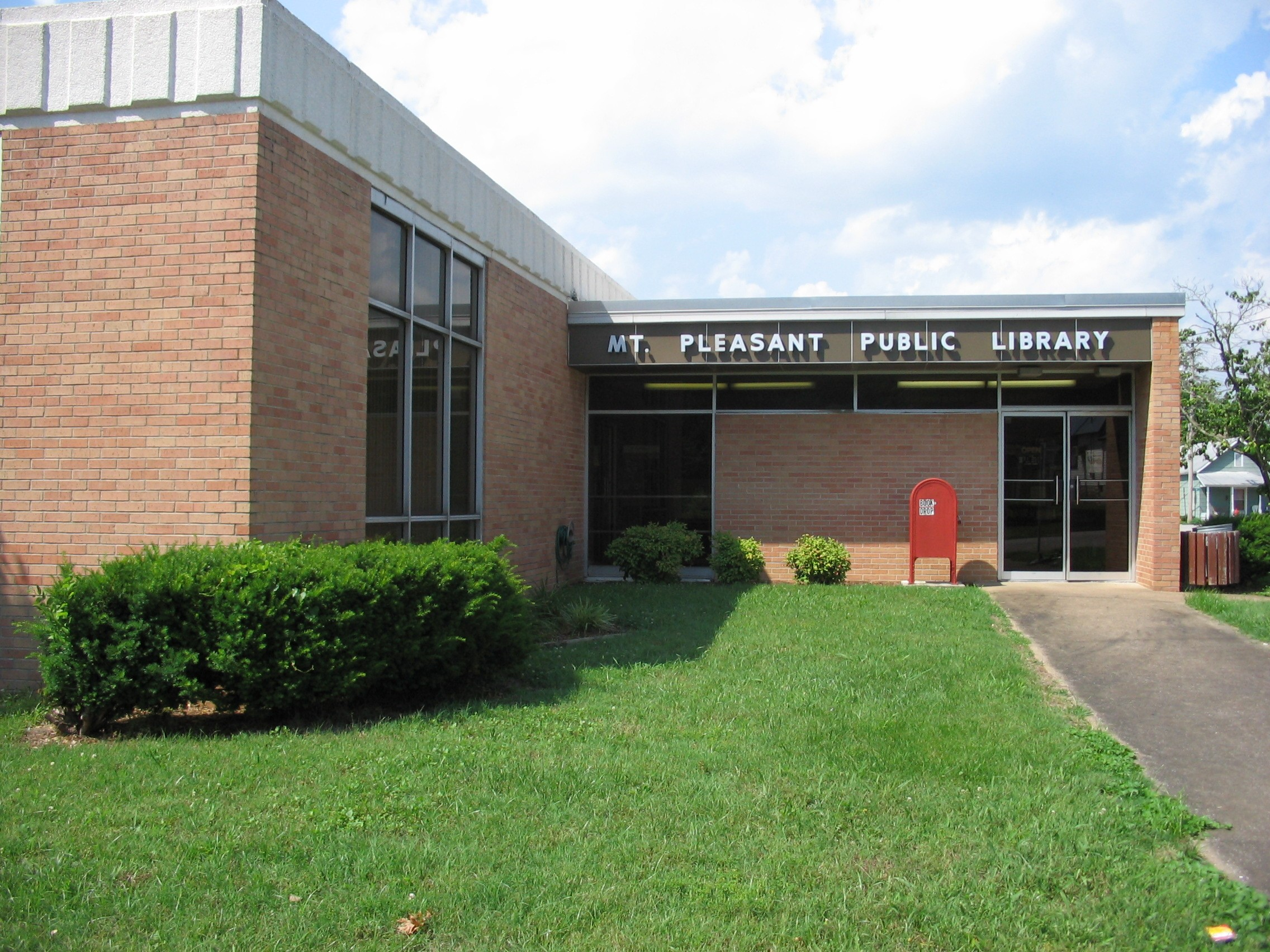 Mt. Pleasant Branch Library