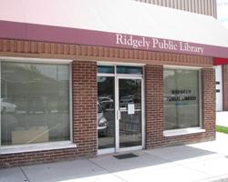 Ridgely Public Library