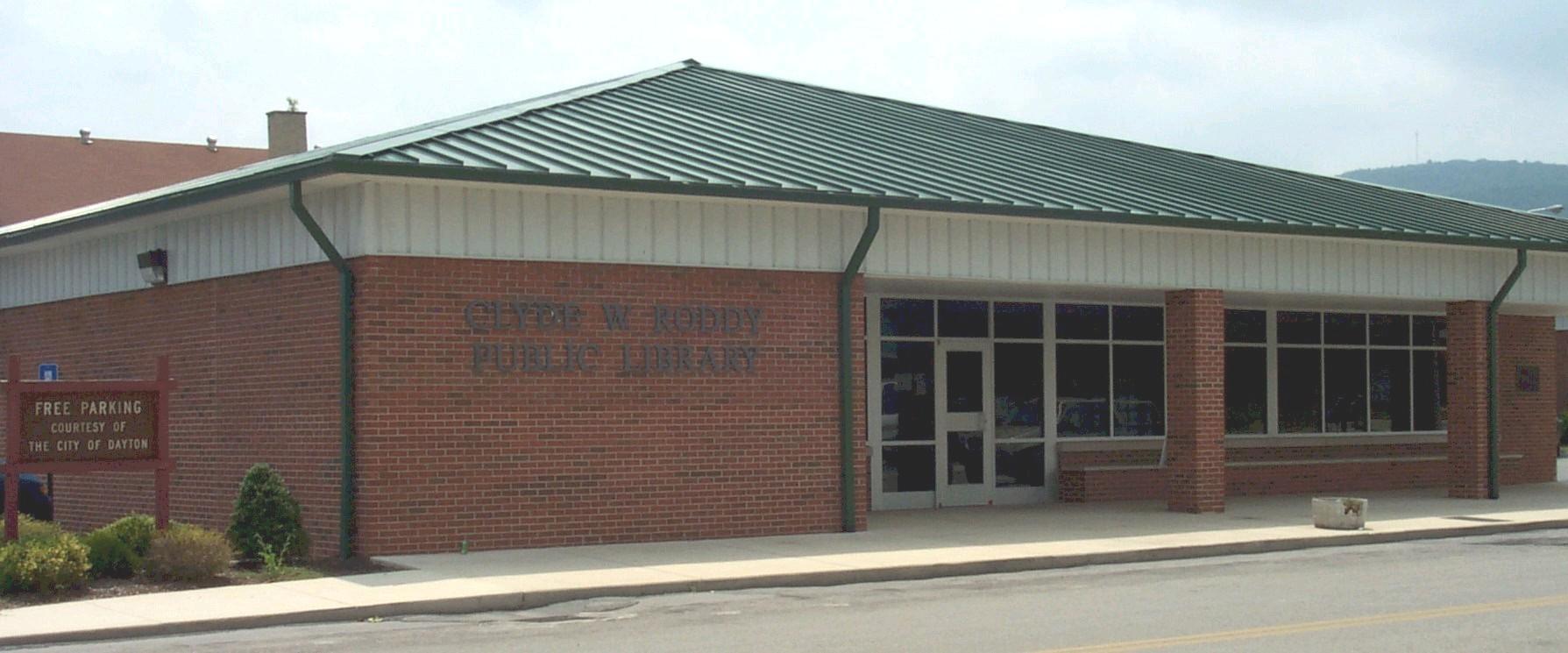 Clyde W. Roddy Public Library