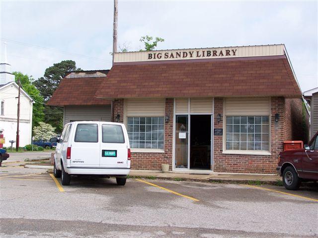 Big Sandy Branch Library