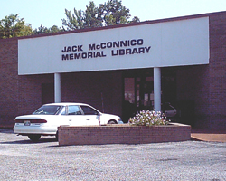 Jack McConnico Memorial Library