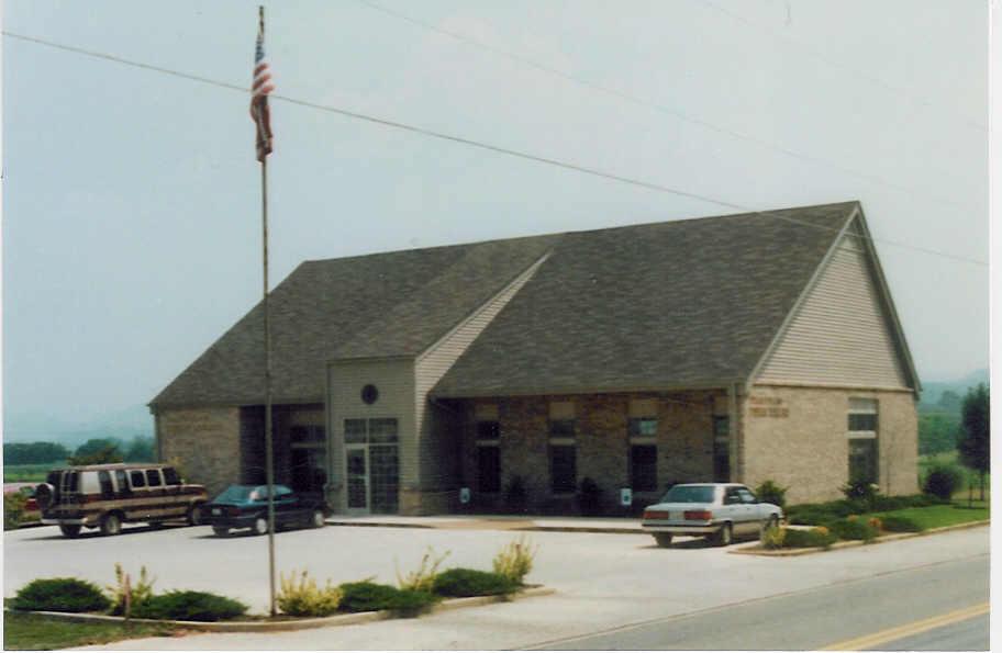 Tellico Plains Public Library