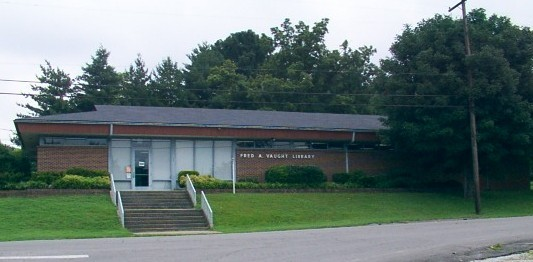 Fred A. Vaught Memorial Library